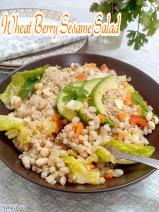 wheat-berry salad